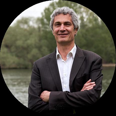 Bruno Lemiere, Fondateur de Arche informatique Cabinet de conseils It Paris